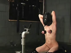 Blindfolded, BDSM, Blindfolded, Domination, Extreme, Piercing