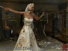 Wedding, BDSM, Gagging, Lesbian, Lingerie, Wedding