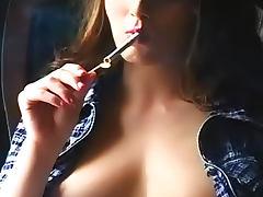 Smoking and coffee with Charlie Laine