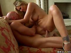 Julia Ann slammed in vagina