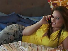 Tori Black the anal slut porn tube video