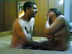 Exotic Arab GF Sucks Cock and Gets Fucked in a Homemade Sex Tape tube porn video
