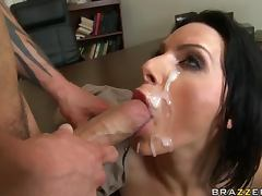 Sheriff Juelz Ventura Shows A Big Cock How To Abide