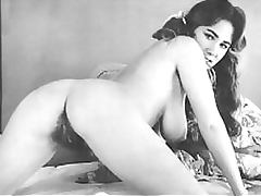Foxy Vintage Babes With Hairy Pussies Bonerific Compilation
