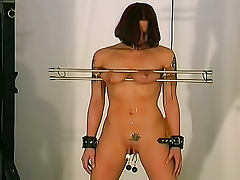 He makes her tits suffer severe pain tube porn video