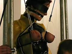 Blindfolded, BDSM, Blindfolded, Boobs, Domination, Extreme