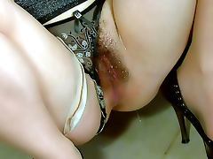 Piss soaked satin blouses porn tube video