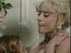 Nina Hartley lesbian scene
