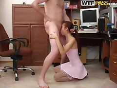 Assfucking, Amateur, Assfucking, Audition, Blowjob, Casting