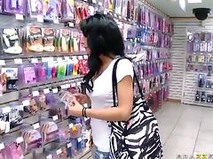 Clerk The Thief and Mya Nichole's Asshole