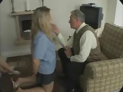Blonde, Ass, BDSM, Blonde, Old, Old and Young