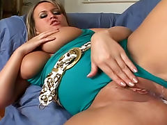 Brandy Talore sexy swimsuit masturbation