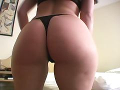 Smoking Hot Brunette Handjob With Cum In Mouth Action