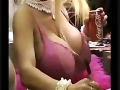 Tons Of Cock Bursting Babes With Monster Boobs At The 1999 AVN Awards