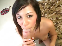 Big cock anal with petite girl