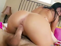 Melissa Pleases Her Tight Pussy With A Big Dick