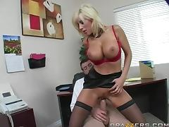 Hardcore Fun With The Horny And Hot Boss Puma Swede porn tube video