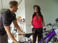 Big Tit Busty Slut Mariah Milana Cycle Slut Doggystyle