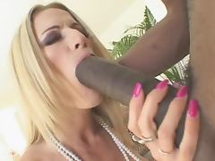 Black, Ass, Black, Blonde, Doggystyle, Drilled