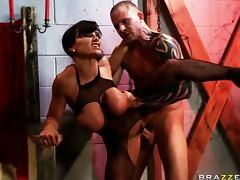 Naughty Lisa Ann delicious porn tube video