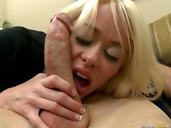 Big Dick Banging The Blonde Teen Rebecca Blue