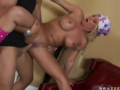 Cock Hungry Gardener tube porn video