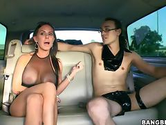 Hardcore Scene With The Insatiable Brandy Aniston tube porn video