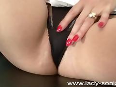 Lady Sonia is a seductive nurse today tube porn video