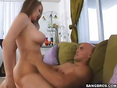 Housewife, Big Tits, Blowjob, Cowgirl, Doggystyle, Housewife