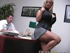 Office, Anal, Ass, Big Tits, Heels, Office