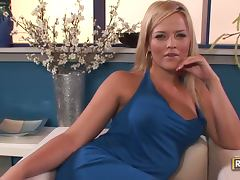 Hot Foursome With The Slutty Housewives Alexis Texas and Penny Flame