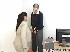 Dirty Boss Fucking Her Assistant