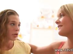 Gigi Ferari Makes New Girl Ashley Gracie Feel Great Shooting Her First Casting Movie
