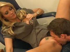 Crazy Office Sex With The Gorgeous Jessica Drake