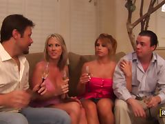 Brooke Haven and Carolyn Reese Swap Their Husbands