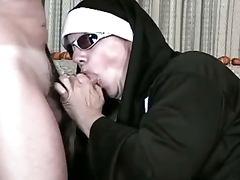 Anal nun fucking tube porn video