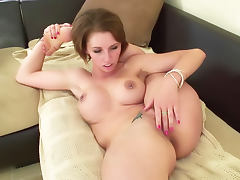 Sexy tattoo above her fucked cunt tube porn video