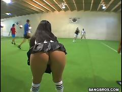 Futbol Follies wildest orgy with the hottest models tube porn video