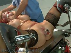 Doctor, BDSM, Bondage, Doctor, Horny, Hospital