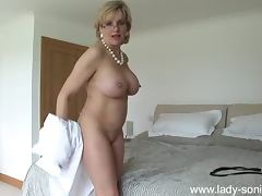 All, Big Tits, Cougar, Masturbation, Mature, Mom
