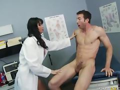 Eva Karera Doing Ass To Mouth With a Big Dick Playing The Doctor tube porn video