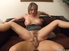 Hirsute, Big Tits, Facial, MILF, Office, Sex