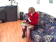 Fucking a Horny and Kinky Granny