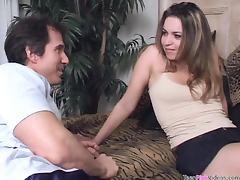 Amazing young cock slut