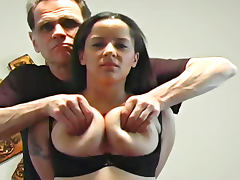 Slutty and brave slave is ready for games tube porn video