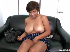 Sexy Babe Whores To Get a Part in our