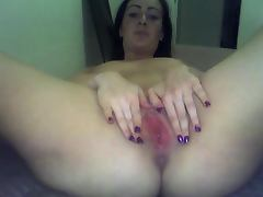 Pussy Toying With The Sexy Naomy Waters