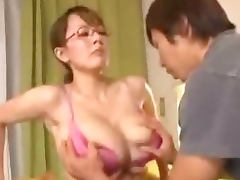 Hitomi tanaka big boobs grope porn tube video
