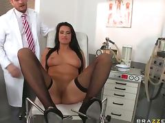 Spectacular Melissa Ria Gets Her Ass Fucked and Her Big Tits Jizzed