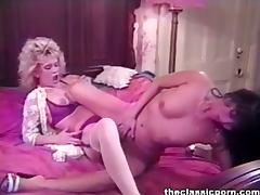 Vintage scissoring lesbians